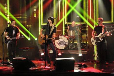 Chris Janson Performs 'Buy Me A Boat' on 'The Tonight Show Starring Jimmy Fallon' | Country Music Today | Scoop.it