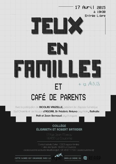 Jeux en Familles +11ans | Tourisme et Communication | Scoop.it