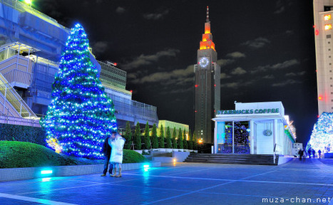 Japanese Customs and Traditions - Christmas in Japan   culture and technology in japan   Scoop.it
