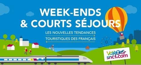 infographie : c'est quoi un week-end réussi pour les Français ? | Veille grandes tendances touristiques générales | Scoop.it