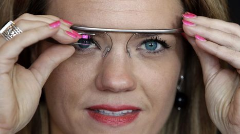Clever Hacks Give Google Glass Many Unintended Powers : NPR | Canadian Internet Forum | Scoop.it