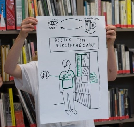 Redesigner le bibliothécaire | BiblioMarketing | Scoop.it