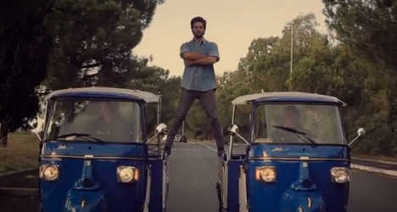 Rome 'grocer' parodies Van Damme Volvo ad - The Local | Radio Show Contents | Scoop.it