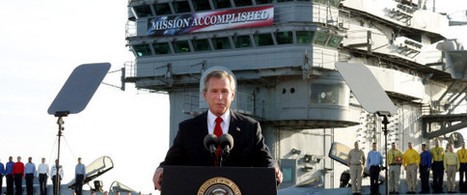 'Mission Accomplished' Was 12 Years Ago Today. What's Been The Cost Since Then? | Nerd Vittles Daily Dump | Scoop.it