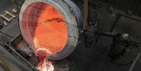 En Auvergne, l'usine du futur fait phosphorer | AIRWARE - AERONAUTIQUE - AEROSPACE - CONSTELLIUM | Scoop.it