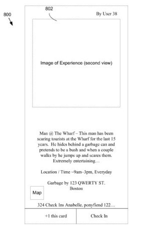 Are You Experienced? Google Patents Social Experience Cards | Digital Ecosystems | Scoop.it