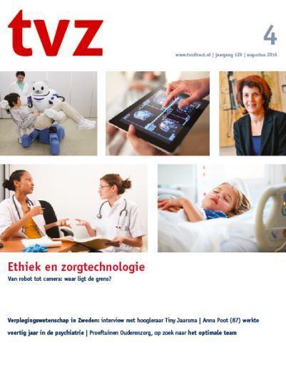 Tijdschrift voor verpleegkundigen 4   Verpleegkunde Zuyd   Scoop.it