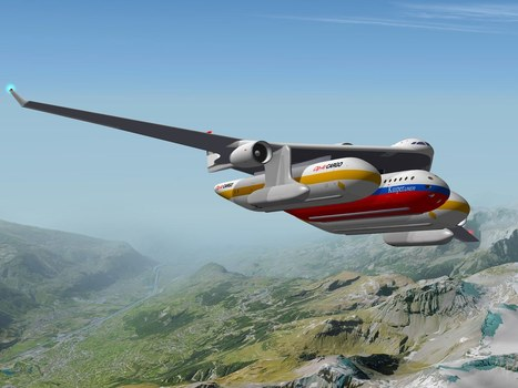 Clip-Air's Rail-to-Sky Technology Could Revolutionize Air Travel | GBJ Aviation and Insurance News | Scoop.it