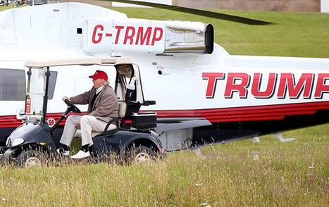 Donald Trump: Brexit Decision Great for Trump Businesses | Global politics | Scoop.it