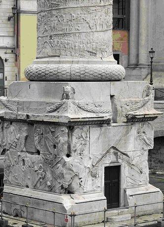 La Columna Trajana, propaganda al servicio del emperador | Conocer el Arte | Scoop.it