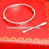 Cheap sale Cartier love Bracelet Collection Stainless Steel Jewelry