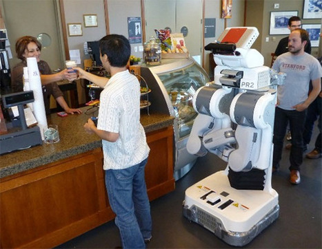 Why Teaching a Robot to Fetch a Cup of Coffee Matters - IEEE Spectrum | Embodied Zeitgeist | Scoop.it