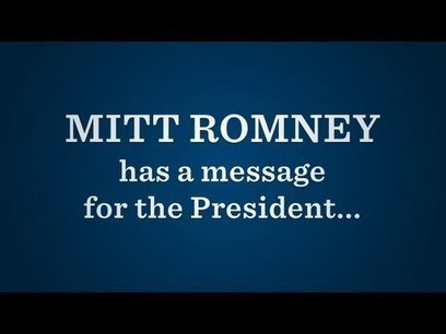 No rest for Romney on the campaign trail | Politics and Social Media | Scoop.it