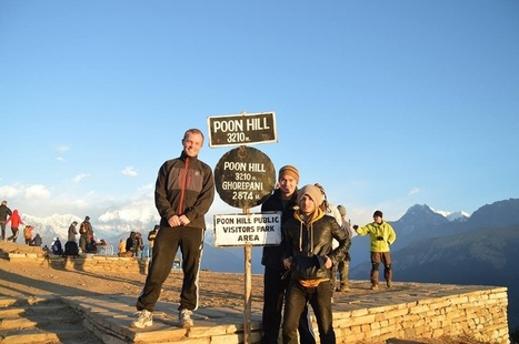 Ghorepani Poon Hill trek - Ghorepani Poon Hill Trek | Annapurna region trek in Nepal | Scoop.it