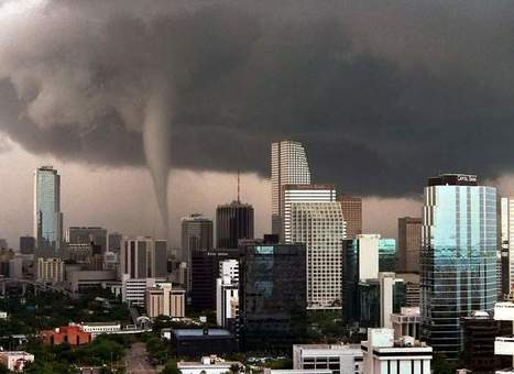 15 year anniversary of downtown Miami Tornado | steveberke | Scoop.it