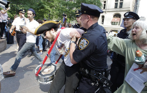 Report Finds 'Widespread Human Rights Violations' In Policing Of Occupy Protests : NPR | Liberal Political thoughts | Scoop.it