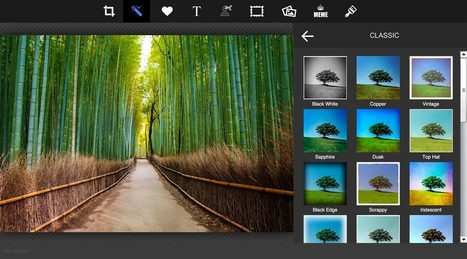 piZap | Online Photo Editor & Collage Maker | Fun Edit Effects & Images | education | Scoop.it