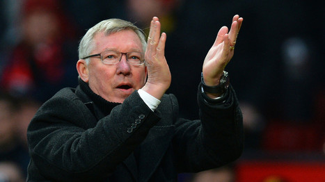 Le dernier chewing-gum de Sir Alex Ferguson vendu 458.000 euros sur eBay | Mais n'importe quoi ! | Scoop.it