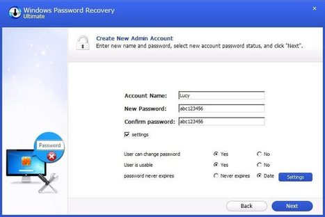How to Reset Forgotten Password on Surface Pro 3/2/Surface Pro | Password Recovery | Scoop.it