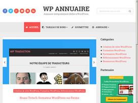 Annuaire de prestataires et ressources WordPress | Communication web professionnelle | Scoop.it