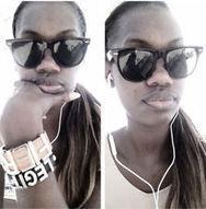 "X Large BLACK ""Wayfarer Sunglasses"" oversized nastygal urban trendy fashion blog | Trendy sunglasses | Scoop.it"