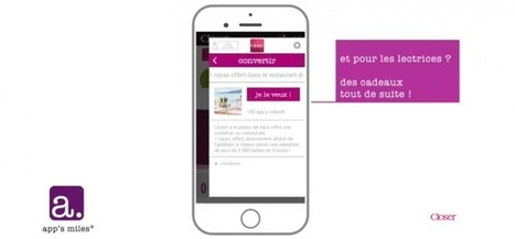 Closer veut fidéliser ses mobinautes - CB News | Les News du CMD | Scoop.it