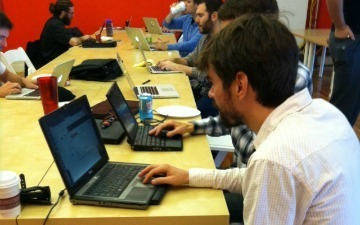 Occupy Wall Street Hackathons Produce Digital Tools and New Activists | Social Media Frenzy | Scoop.it
