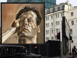 Art Replaces Ads on 22,000 Billboards and Other Out-of-Home Sites in the U.K. | Design Ideas | Scoop.it