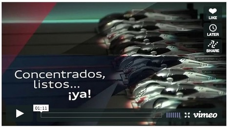 Audi Mind Race: Brain Powered Slot Cars   International Auto Market Insights   Scoop.it