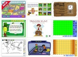 Interactive Map Games to Use in Class | NOLA Ed Tech | Scoop.it