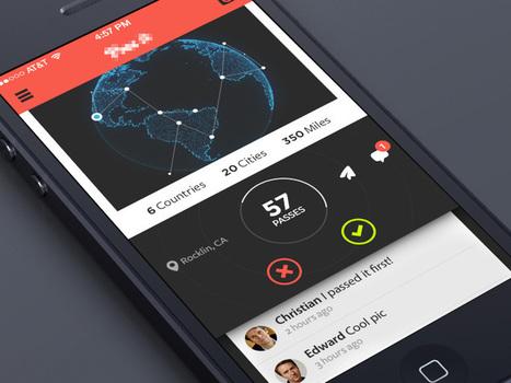 Superb Interface Designs by CreativeDash   design d'expérience utilisateur   Scoop.it