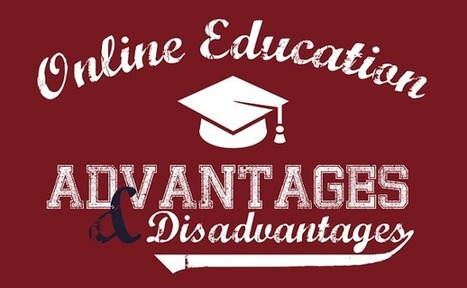Visualistan: Online Education: Advantages And Disadvantages [Infographic] | Educación y TIC | Scoop.it