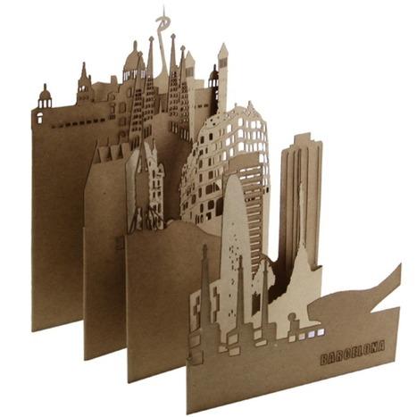 Las postales-skyline de Pocket Cities | Arte y Cultura en circulación | Scoop.it
