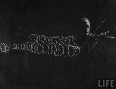 Violin Light Paintings | Violins | Scoop.it