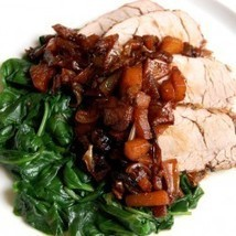 Pork Tenderloin with Caramelized Apples | Nutrition & Recipes | Scoop.it