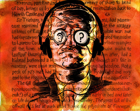 Setting Finnegans Wake to Music -Waywords and Meansigns: Recreating Finnegans Wake [in its whole wholume] | The Irish Literary Times | Scoop.it