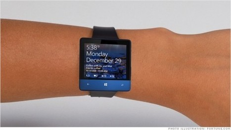 5 things we want from a Microsoft smartwatch - Fortune | Smart Watch | Scoop.it