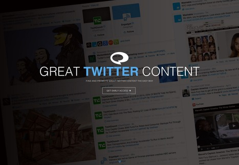 Great Twitter Content | Social Media Marketing | Scoop.it