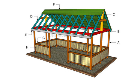 How to build a pavilion | HowToSpecialist - How to Build, Step by Step DIY Plans | Build a Pavillion | Scoop.it
