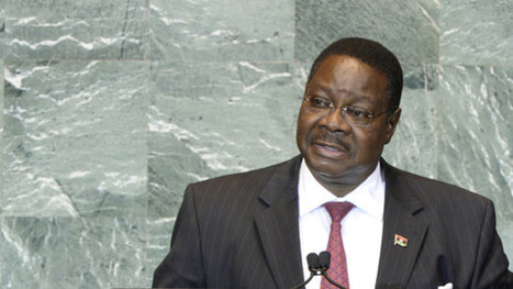 Malawi's new president faces old challenges - Devex   NGOs in Human Rights, Peace and Development   Scoop.it