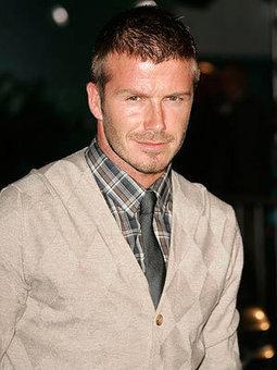 Chic Clicks: David Beckham Is Half-Naked Again, Plus: Peek at Prabal for Target   AbuHill   Scoop.it