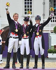 Britain wins first Olympic dressage medal and it's...gold! | Equestrian Olympics 2012 | Scoop.it