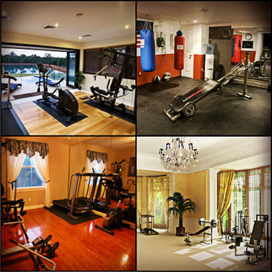 Creating a Home Fitness Room | Affordable Furniture Shops | Scoop.it