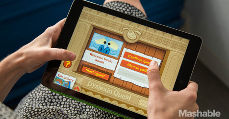 7 iPad Apps to Help Students With Dyslexia | Pédagogie et numérique | Scoop.it