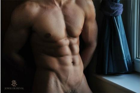 DJ Jay Saw Shirtless by Jorge De Reval | Male Model | Scoop.it