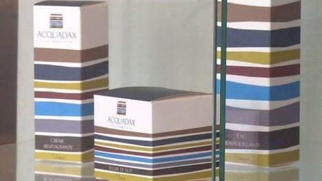 La cité thermale de Dax lance sa propre gamme de cosmétiques - France 3 Aquitaine | Veille cosmétiques personal et fabric care | Scoop.it