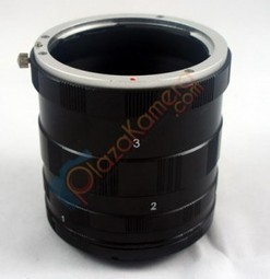 Macro Extension Tube for Canon | Plaza Kamera - Jual Aksesoris Kamera Surabaya | Aksesoris Fotografi | Scoop.it
