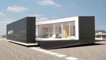 Hungary's Odooproject prefab home produces twice the amount of energy it consumes | Dave Sellers, Iconoclast Architect , GroupThink about the {non-gadgety} house, home, neighborhood, culture, and sustainable living situation for the future. IDEAS WELCOME, INVITED, ENCOURAGED, and MUCH APPRECIATED! | Scoop.it