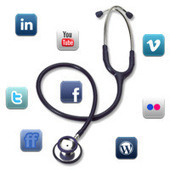 Infographic:Social Media in Healthcare | healthcare technology | Scoop.it