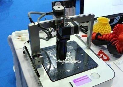 3D Printshow 2014 : l'impression alimentaire tente de faire son trou   Impression 3D   Scoop.it